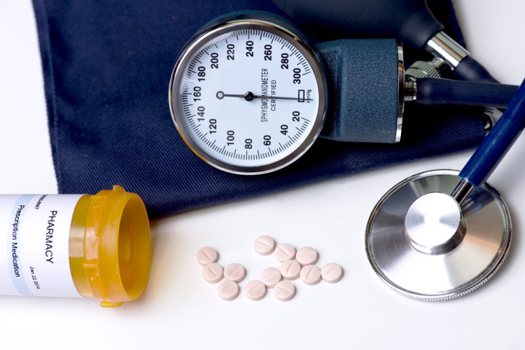 Medication For High Blood Pressure